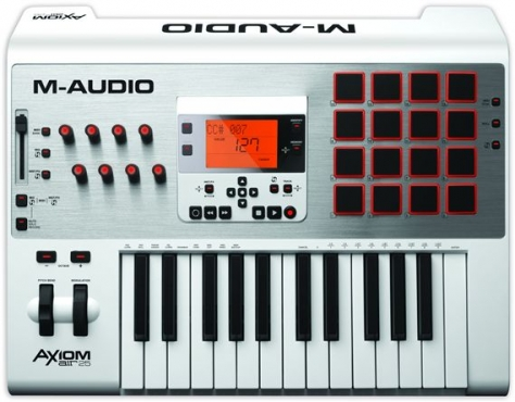 Midi клавиатура M-Audio Axiom AIR 25