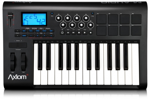 Midi клавиатура M-Audio Axiom Mark II 25